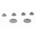 Differential Gear Set (6pcs) - Rebel