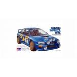 """1/24 TAMIYA Subaru Impreza WRC """"98 Monte Carlo"""