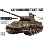 1/35 TAMIYA King Tiger Porsche Turret