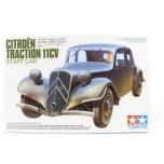 1/35 TAMIYA Citroen Traction ll CV