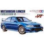 1/24 TAMIYA Mitsubishi Lancer Evolution VI