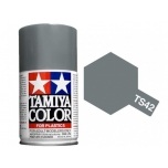 TAMIYA TS-42 Light Gun Metal spray