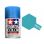 TAMIYA TS-72 Clear Blue spray