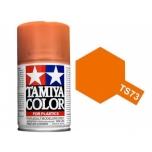 TAMIYA TS-73 Clear Orange spray