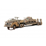 "1/35 TAMIYA U.S. 40 Ton Tank Transporte - ""DRAGON Wagon"""