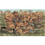 1/72 ITALERI Russian Infantry