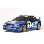 RC Subaru Impreza - TT-02 Monte-Carlo '99