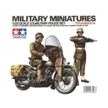 1/35 TAMIYA US Military Police set
