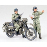 1/35 TAMIYA German Tank Maintenance Crew