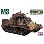 1/35 TAMIYA British Army Medium Tank M3 Grant Mk I