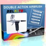 Belkits Aerograaf vahetatavate düüsidega 0,3mm - 0,5mm - 0,8mm