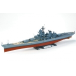 1/350 TAMIYA US Battleship BB-62 New Jersey