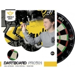 Noolelaud Longfield Darts PRO 501 Hiina Sisal