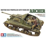 1/35 TAMIYA Archer British Self-Propelled Anti-Tank Gun