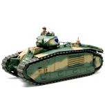 1/35 TAMIYA French Battle Tank Char B1 bis