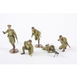 1/35 TAMIYA WWI British Infantry Set