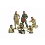 1/35 German Army Tank Crew Tamiya