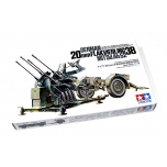 1/35 TAMIYA German 2cm Flakvierling 38 Kit - CA191