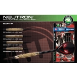 Darts-Shaft Alu Black Medium Winmau