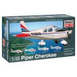 1/48 MINICRAFT Piper Cherokee