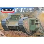 1/72 EMHAR WWI Mk.IV Male