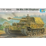 1/72 TRUMPETER Sd.Kfz. 184 Elephant