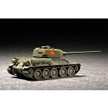 1/72 TRUMPETER T-34/85, 1944