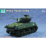 1/72 TRUMPETER M4 A3 76 (W)