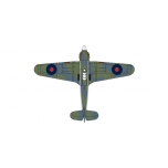 1/72 Royal Naval Air Service Hawker Hurricane Mk1 Naval Air Service 880 Sqn.1941 Oxford Aviation