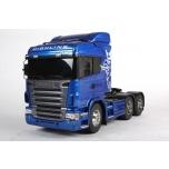 Tamiya 1/14 Scania R620 Highline Blue Edition