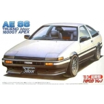 1/24 Fujimi Toyota AE86 Trueno Early Type 1983