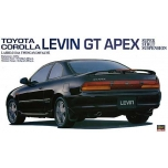 1/24 HASEGAWA Toyota Corolla Levin GT