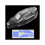 High Downforce Wing (black) - S8 NXR / Rebel
