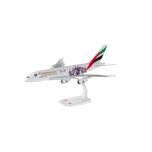 "1/250 Emirates Airbus A380 ""Paris St. Germain"" Snap-Fit Herpa"