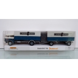 """1/87 Mercedes-Benz Actros Gigaspace rigid tractor """"Silver Star Edition"""" (NL) Herpa"""