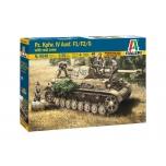 1/35 ITALERI Pz.Kpfw. IV Ausf.F1/F2/G