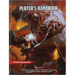 Dungeons & Dragons (D&D) - Dungeon Master's Guide