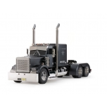Tamiya 1/14 RC Grand Hauler ( PreP.Matte Black Edition)