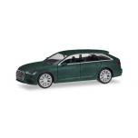1/87 Audi A6 Avant, avalon green metallic Herpa