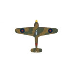 1/72 Hawker Hurricane Mkl 11 Group 6 OUT Sutton Bridge 1940 Oxford Aviation
