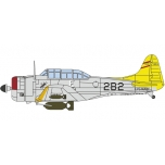 "1/72 Mustang P51D ""Sweet Arlene"" - 2nd Lt Arthur Reed Browers  Oxford Aviation"
