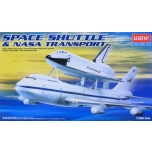 1/288 Space Shuttle & Nasa Transport ACADEMY