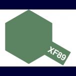 TAMIYA AKRÜÜLVÄRV XF89 Tumeroheline 2