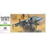 1/72 HASEGAWA Hawker Harrier GR Mk.3
