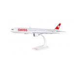 1/200 Swiss International Air Lines Boeing 777-300ER Snap-Fit