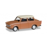 1/87 Trabant 601 S, brown Herpa