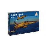 1/72 ITALERI F-5E/N Tiger II