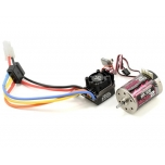 "Speed Passion Cirtix Series ""Stock Club Race"" ESC and Motor Combo (10.5T)"