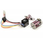 "Speed Passion Cirtix Series ""Stock Club Race"" ESC and Motor Combo (17.5T)"