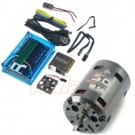 Combo Reventon Pro ESC Laser Titan + Competition 10.5R